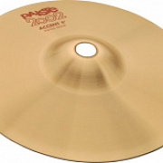 PAISTE 2002 04 ACCENT CYMBAL WITH LEATHER STRAP