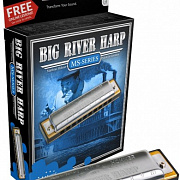 HOHNER Big river harp 590/20 D (M590036X)