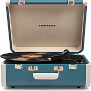 Crosley CR6252A-TU Виниловый проигрыватель PORTFOLIO PORTABLE c Bluetooth