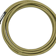 DIMARZIO INSTRUMENT CABLE 18` VINTAGE TWEED EP1718SSVT