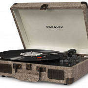 CROSLEY CRUISER DELUXE [CR8005D-HA] Havana Виниловый проигрыватель c Bluetooth