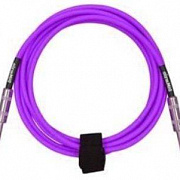 DIMARZIO INSTRUMENT CABLE 10` PURPLE EP1710SSP