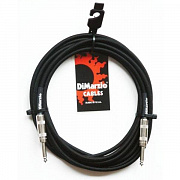 DIMARZIO INSTRUMENT CABLE 10` BLACK/GRAY EP1710SSBKGY